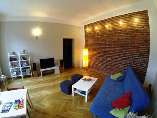 Sunny apart. 63 m2 in Center, Cracovie