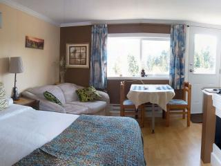 Above the Inlet B&B and Vacation Rental.... View!, Sechelt