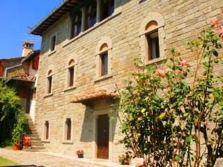 Casa Gentili - beautiful manor house with pool, Caprese Michelangelo