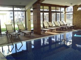 Heated Swimming Pool (Gym Steam Room & Sauna) in the buidling