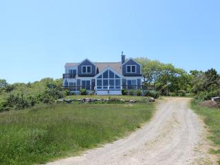 #2508 Located atop a hill in a natural setting in Aquinnah