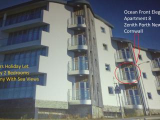 Zenith Holiday Apartment 8, Newquay