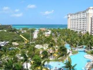 Marriott Aruba Surf Club-3 BR unit with lock-off, Palm - Eagle Beach