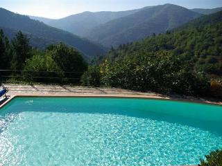 Southern France (Ardèche) : House with a pool, Joyeuse