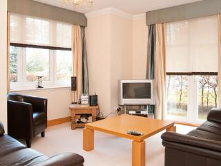 Glasgow serviced apartment