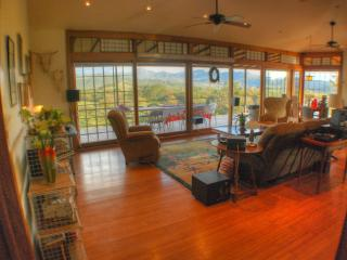 Incredible View, Quiet, 2 bdrm suite, use of house, Boquete