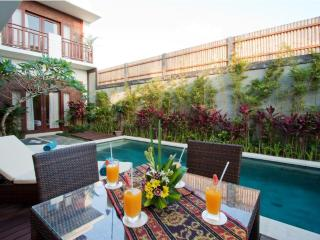 Villa Tropis, a Peaceful 3 Bedroom Villas - Canggu vacation rentals