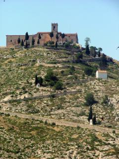 Enjoy a fantastic walk to the historic Hermitage - Pop into Chimos bar and ask for the key