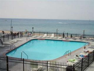 Lake Michigan Beach front condo with Pool - Image 1 - South Haven - rentals