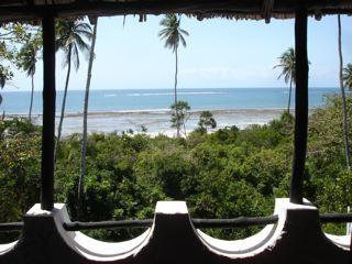 View from Sultan Suite - Samawati House - Diani - rentals