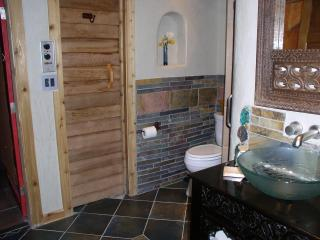 Colorado Organic B&B: Steam, sauna, hot tub, views - Briggsdale vacation rentals