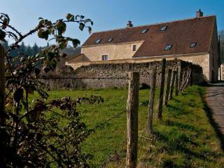 Le Cheval Blanc ****, comfort 6pers countryhouse, Vicheres