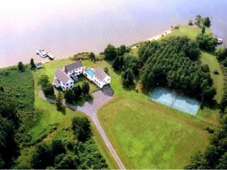Waterfront Estate Featured in Chesapeake Life Mag - Chesapeake Bay vacation rentals