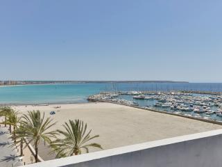 Luxury apartment in Can Pastilla