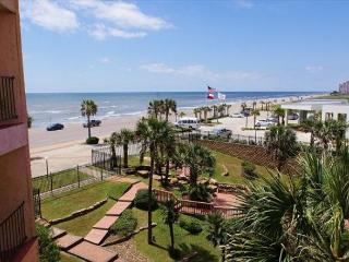 Ocean View from newly remodeled condo!, Galveston