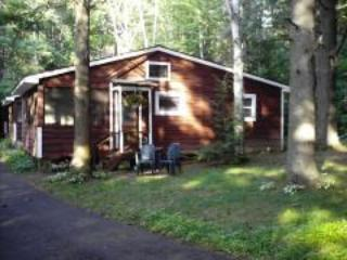 Whispering Pines 2 bedroom Cottage - Lake Luzerne vacation rentals