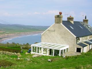 Bay View Holiday Cottage Rhiw, Aberdaron