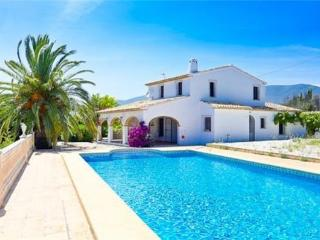 45214-Holiday house Benissa