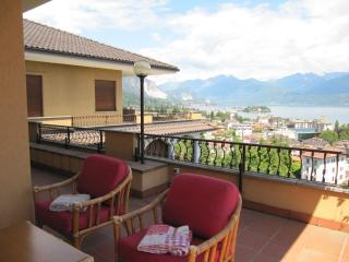 Stresa Faggi apartment 360 degree view