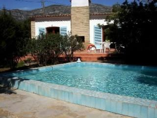 Chalet independiente piscina Alcanar Playa