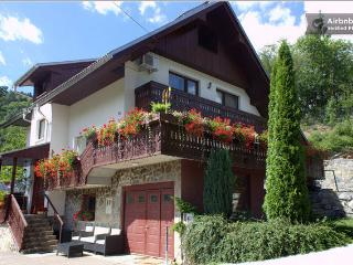 Fantastic  apartment  Brglez Bled  with 3 bedrooms, Bohinjska Bela