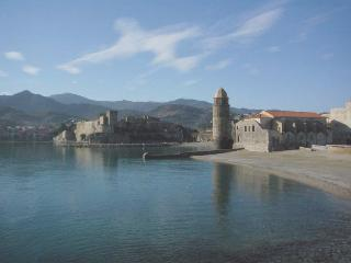 Charming fisherman's cottage, Collioure