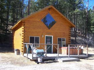 Roosevelt Cabin with Hot Tub, Hill City