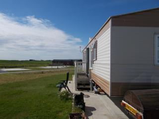 14) 3 Bed Caravan on Sand Le Mere, parking, Withernsea