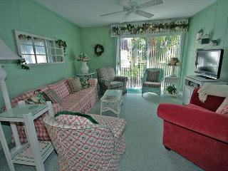 Hilton Head Cabana 43 - 2 Bedroom 1 and 1/2 Bathroom Poolside Townhome
