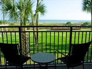 1Bedroom 1 Bathroom Oceanfront Seaside Villa newly renovated S Forest Beach, Hilton Head