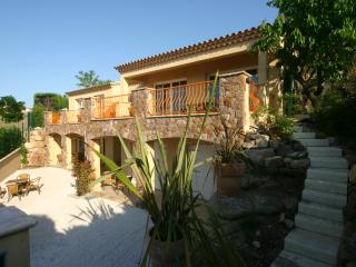 A luxurious villa with small private pool in Theoule, Théoule-sur-Mer