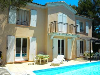 Luxury 4 Bed Villa on Pont Royal, w/ pool