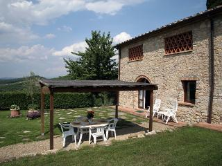 Leonardo apartment is on the lower floor of the Old Barn and it has an independent entrance