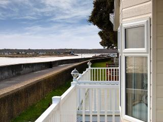 Mudeford Beach Front Chalets, Christchurch