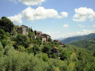 The pretty unchanged medieval hamlet of Castello