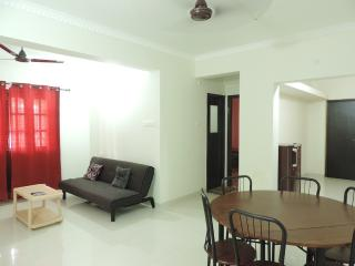 1BHK Apartment - Green Palm Holiday Homes, Candolim