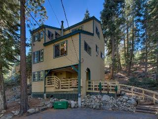 Luxury Tahoe Home with Private Beach, Private Hot Tub and a Boat Buoy (ZH04) - South Lake Tahoe vacation rentals