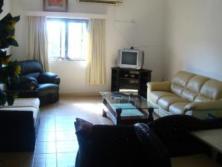 T. N. Self Serviced City Budget Apt-2 BR Upstairs, Acra