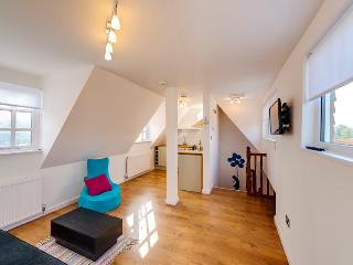 Cosy flat, great views and parking - Rye View