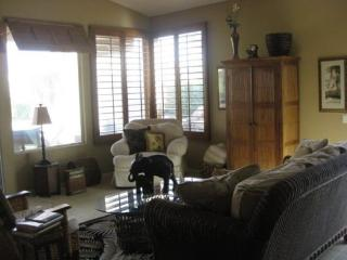 Tommy Bahama Three Bedroom Villa with Private Pool on South Laguna - VPS3ALL, Cathedral City