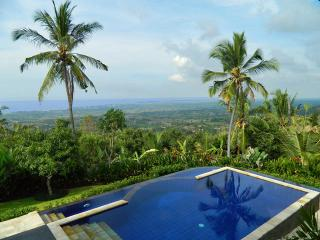 Stunning Mountain Retreat, Total Privacy, Sea View - Lovina Beach vacation rentals
