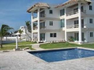 Casita Blanca - Condo is on the 2nd floor of this building