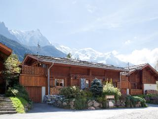 Chamonix Chalet with Hot Tub & Sauna Self-Catered