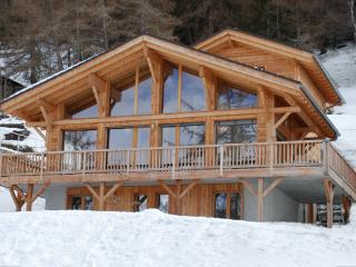 Chalet Chambord Luxury Holiday Home/Villa, Nendaz