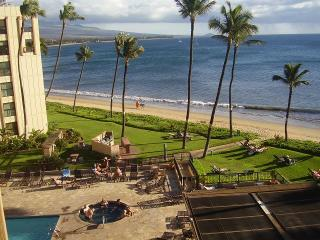 Sugar Beach Resort 2 Bedroom Ocean View 511, Maalaea