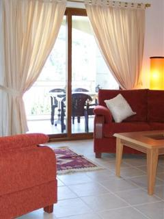The Lounge - Top Quality furnishings for a Relaxing Stay.