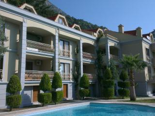 Tranquility - with large pool, Turunc