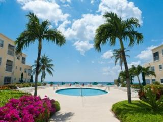 Regal Beach Club #631 at Seven Mile Beach to West Bay, Cayman Islands - Garden View, Tennis Courts, Communal Pool_old_old