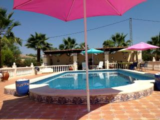 Wonderful 5 Bed with Swimming Pool Air-Con Wi-Fi, Catral