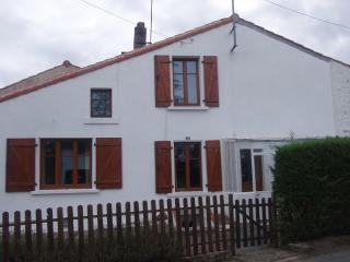 Holiday cottage in Puy de Serre, Vendee, Vendée